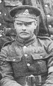 Lance Corporal William Coltman VC