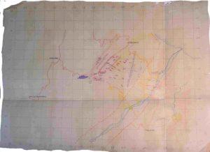 sangro barrage map